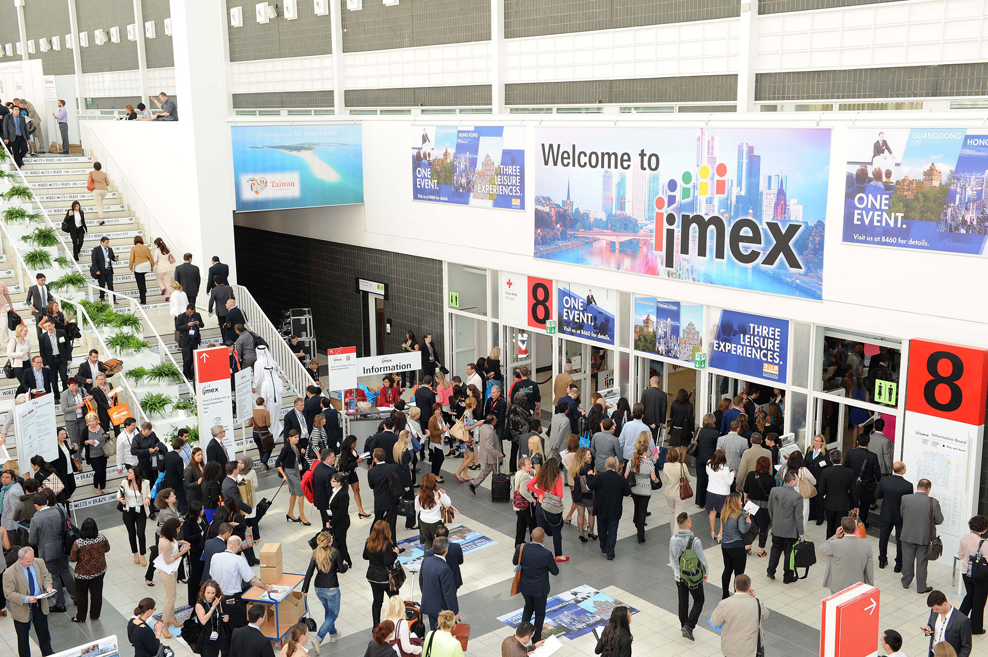 What is IMEX for me?